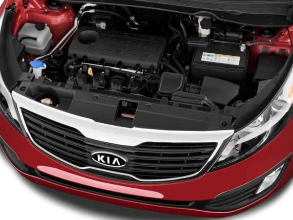 Аккумуляторы на Kia Sportage II и III и сроки их эксплуатации