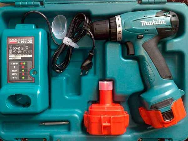 Никель-кадмиевый аккумулятор для шуруповертов «Макита»