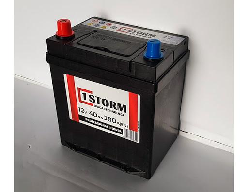 Польские аккумуляторы с брендовым именем: АКБ Storm
