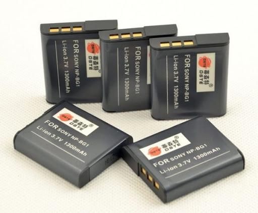 Подробно об аккумуляторах для фотоаппарата