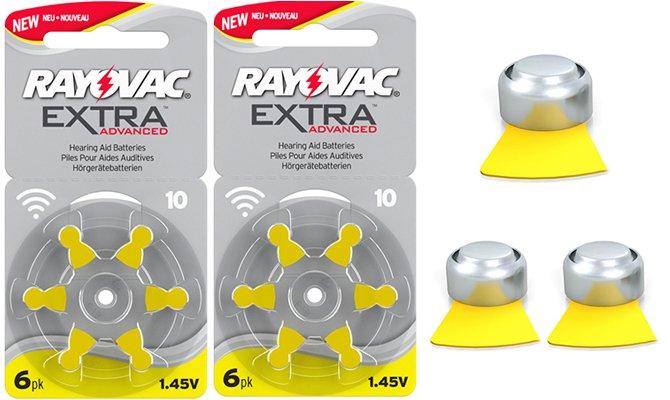 Для тех, у кого проблемы со слухом: батарейки различной модификации для слуховых аппаратов