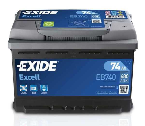 Расшифровываем дату изготовления аккумулятора Exide
