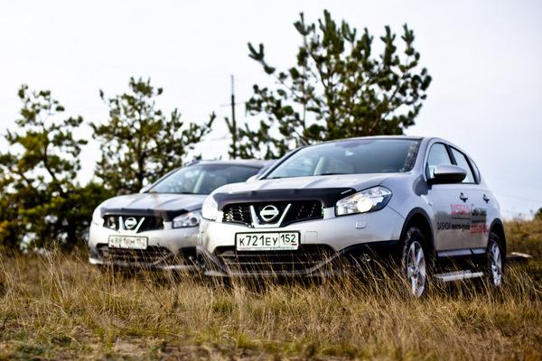 Подбираем аккумулятор на марку автомобиля Nissan Qashqai I и II