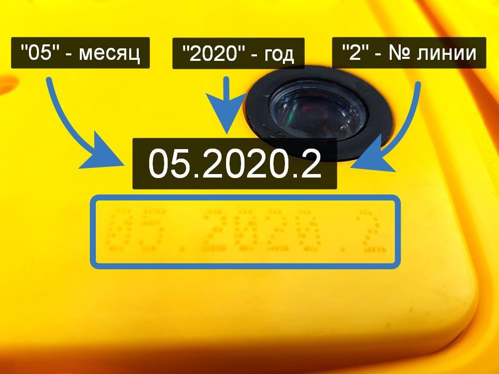 Советы, как проверить дату выпуска аккумулятора марки Тюмень