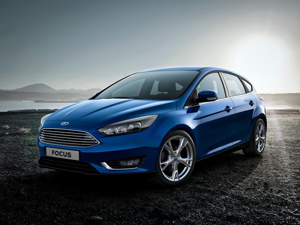 Ford-Focus-3» 2014 года