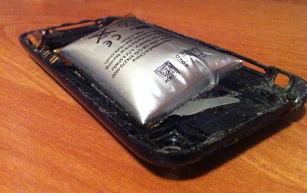 Эксплуатация гаджетов: причины, по которым взрываются телефоны