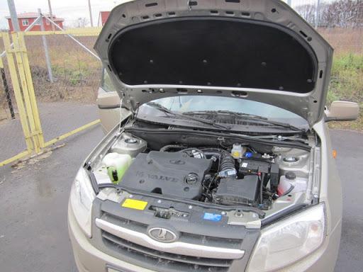 Несколько слов об аккумуляторе на автомобиль «Lada Granta»