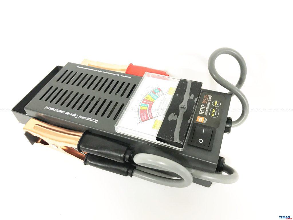 Тестер батарей